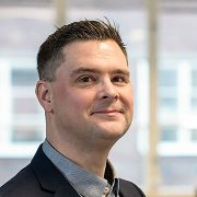 Robert Aperia, säljare/applikationsingenjör